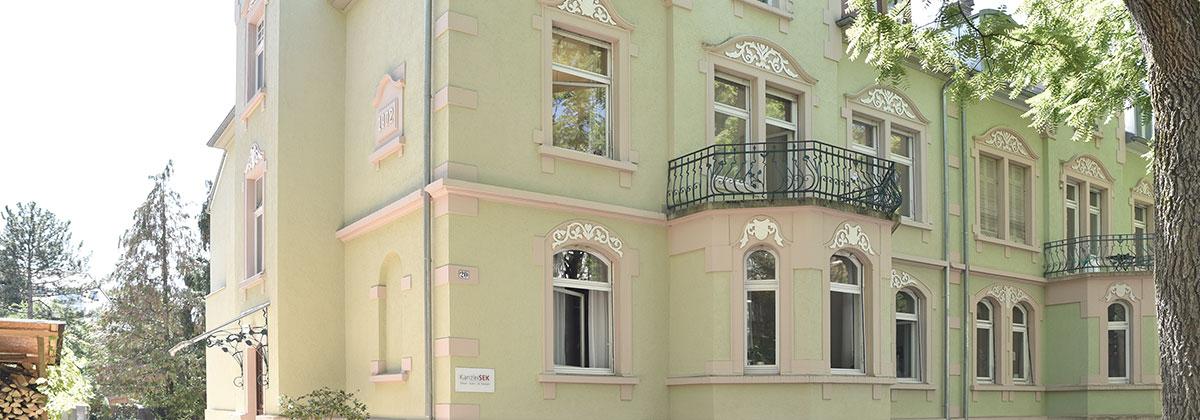Kanzlei SEK in der Burgunder Str. 20 in Freiburg Herdern