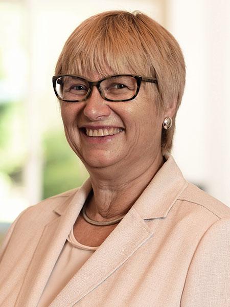 Annette Schülli Rechtsassessorin